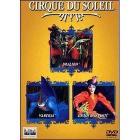 Cirque du Soleil. Vol. 02 (Cofanetto 3 dvd)