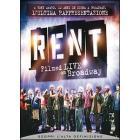 Rent. Filmed Live On Broadway