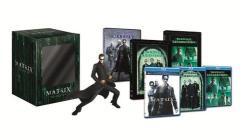 Matrix Collection (Ltd CE) (3 Blu-Ray+5 Dvd+Statuetta) (Blu-ray)