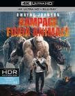 Rampage - Furia Animale (4K Uhd+Blu-Ray) (Blu-ray)