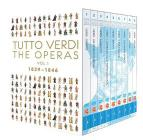 Tutto Verdi. Le opere. Vol.1 (1839-1846) (Cofanetto blu-ray e dvd)