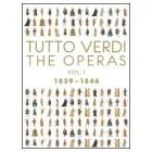 Tutto Verdi. Le opere. Vol.1 (1839-1846) (Cofanetto 9 blu-ray)
