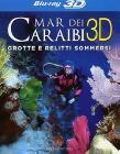 Caraibi. Grotte e relitti sommersi 3D (Blu-ray)
