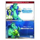 Monsters University. Monsters & Co. (Cofanetto 2 blu-ray)