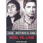 Oasis. Brothers in Arms. Noel vs. Liam (3 Dvd)