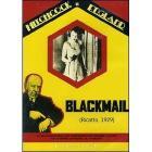 Blackmail. Ricatto