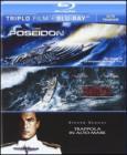 Alta tensione. Poseidon. La tempesta perfetta. Trappola in alto mare (Cofanetto 3 blu-ray)