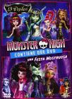 Monster High. Una festa mostruosa. 13 desideri (Cofanetto 2 dvd)