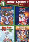 4 grandi cartoni di Natale (Cofanetto 4 dvd)