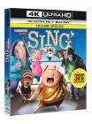 Sing (Blu-Ray 4K Ultra HD+Blu-Ray) (Blu-ray)