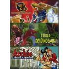 Time Kid - L'isola dei dinosauri - Archie e l'uomo delle caverne (Cofanetto 3 dvd)