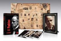 Il Padrino - Corleone Legacy Limited Edition (4 Blu-Ray) (Blu-ray)