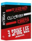 Spike Lee Collection (3 Blu-Ray) (Blu-ray)