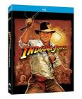 Indiana Jones Quadrilogia (4 Blu-Ray) (Blu-ray)