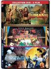 Jumanji - Games Collection (3 Dvd)