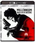 Millennium - Quello Che Non Uccide (Blu-Ray 4K Ultra HD+Blu-Ray) (2 Blu-ray)