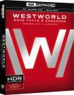 Westworld - Stagione 01 (3 4K Ultra Hd+3 Blu Ray) (Blu-ray)