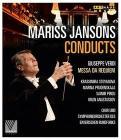 Mariss Jansons conducts Giuseppe Verdi. Messa da requiem (Blu-ray)