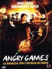 Angry Games. La ragazza con l'uccello di fuoco