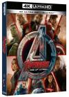 Avengers - Age Of Ultron (Blu-Ray 4K Ultra HD+Blu-Ray) (Blu-ray)