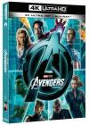The Avengers (Blu-Ray 4K Ultra HD+Blu-Ray) (Blu-ray)