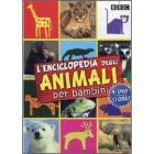 L' enciclopedia degli animali per bambini (4 Dvd)