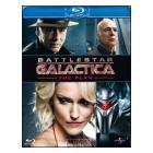 Battlestar Galactica. The Plan (Blu-ray)