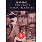 1939 - 1945 Sette anni che sconvolsero il mondo (Cofanetto 5 dvd)