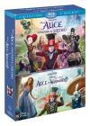 Alice in Wonderland. Alice attraverso lo specchio (Cofanetto 2 blu-ray)