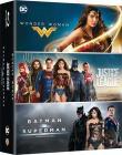Dc Comics Box Set (3 Blu-Ray) (Blu-ray)