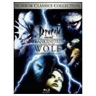 Dracula - Frankenstein di Mary Shelley - Wolf. La belva è fuori (Cofanetto 3 blu-ray)
