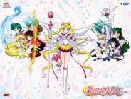 Sailor Moon. Sailor Stars. Box 1 (4 Dvd)
