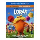 Lorax. Il guardiano della foresta (Cofanetto blu-ray e dvd)