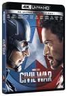 Captain America - Civil War (Blu-Ray 4K Ultra HD+Blu-Ray) (Blu-ray)