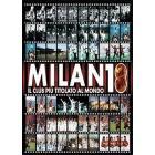 Milan 18. Il club più titolato al mondo (2 Dvd)