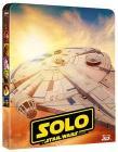 Star Wars - Solo: A Star Wars Story (3D) (Blu-Ray 3D+2 Blu-Ray) (Ltd Steelbook) (Blu-ray)