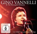 Gino Vannelli - The North Sea Jazz Festival 2002 (2 Dvd)