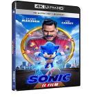 Sonic - Il Film (Blu-Ray 4K Ultra HD+Blu-Ray) (2 Blu-ray)