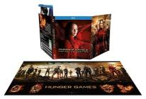 Hunger Games - Capitol Collection (4 Blu-Ray) (Blu-ray)