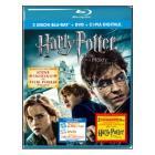 Harry Potter e i doni della morte. Parte 1 (Cofanetto blu-ray e dvd)