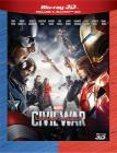 Captain America. Civil War 3D (Cofanetto 2 blu-ray)