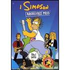I Simpson. Backstage Pass