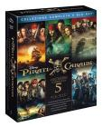 Pirati Dei Caraibi Collection 1-5 (5 Blu-Ray) (Blu-ray)