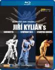 Jiri Kylian & The Nederlands Dans Theatre. Sinfonietta, Symphony In D... (Blu-ray)