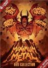 Maximum Metal (Cofanetto 4 dvd)