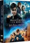 Dal Magico Mondo Di J.K. Rowling  - Harry Potter + Animali Fantastici (9 Dvd)