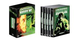 L'Incredibile Hulk - La Collezione Definitiva (23 Dvd)