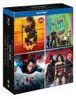 Dc Movies Boxset (4 Blu-Ray) (Blu-ray)