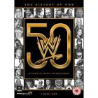 50 Years Of Sports Entertainment. The History Of Wwe (3 Dvd)