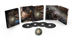 Il Trono Di Spade - Stagione 06 (Ltd Steelbook) (4 Blu-Ray) (Blu-ray)